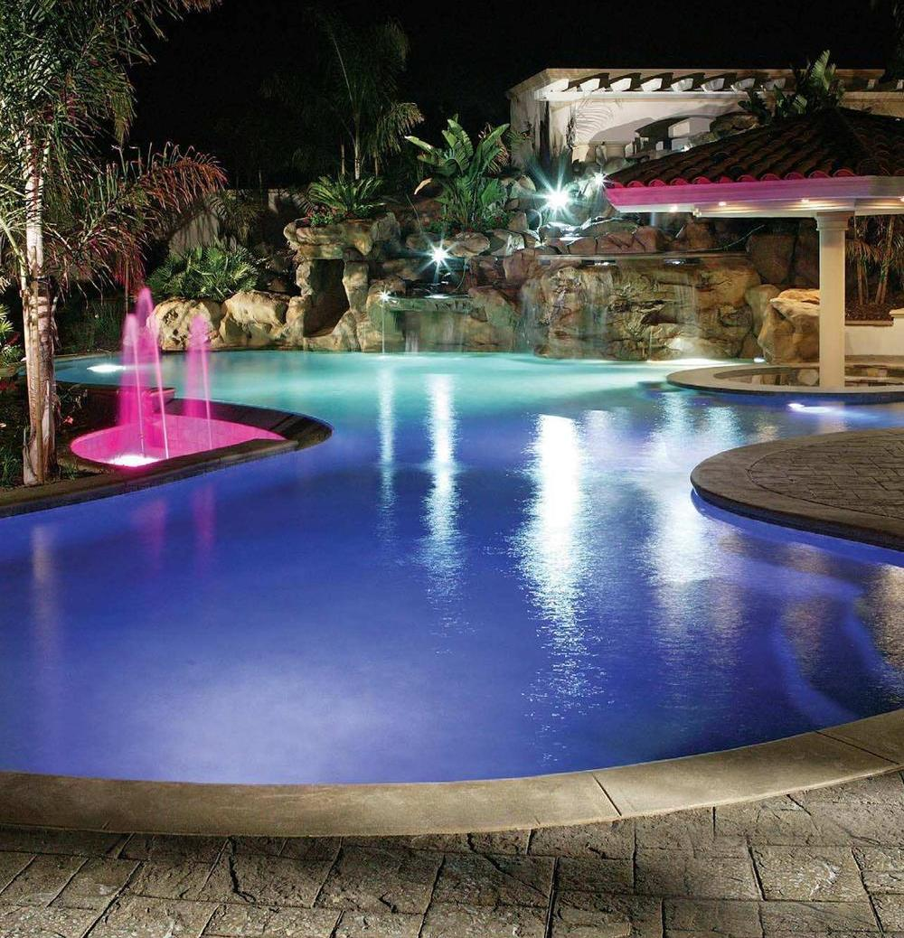 Nitelighter Pool Lights Inground Pool Lights
