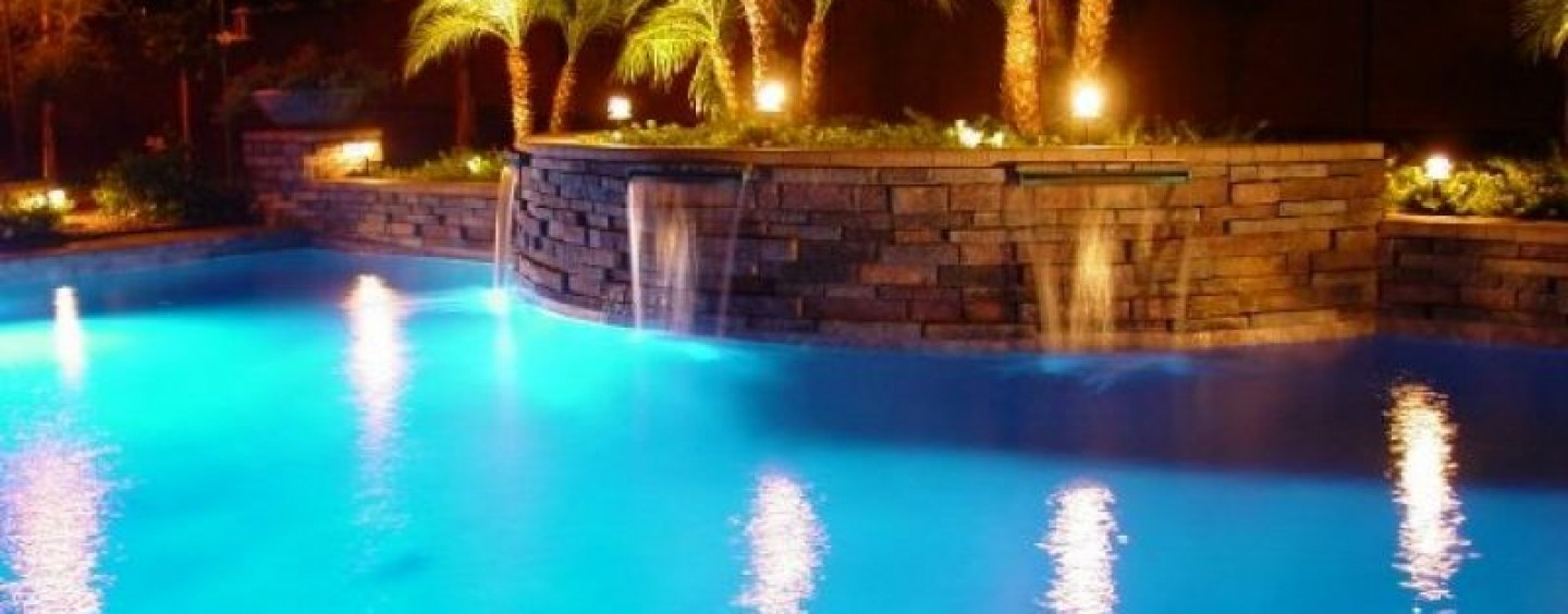 Solar Pool Lights Inground Pool Lights