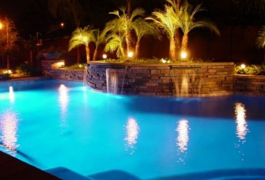 Solar Pool Lights