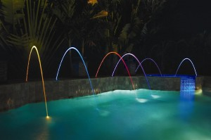 Pentair Laminar Fountains
