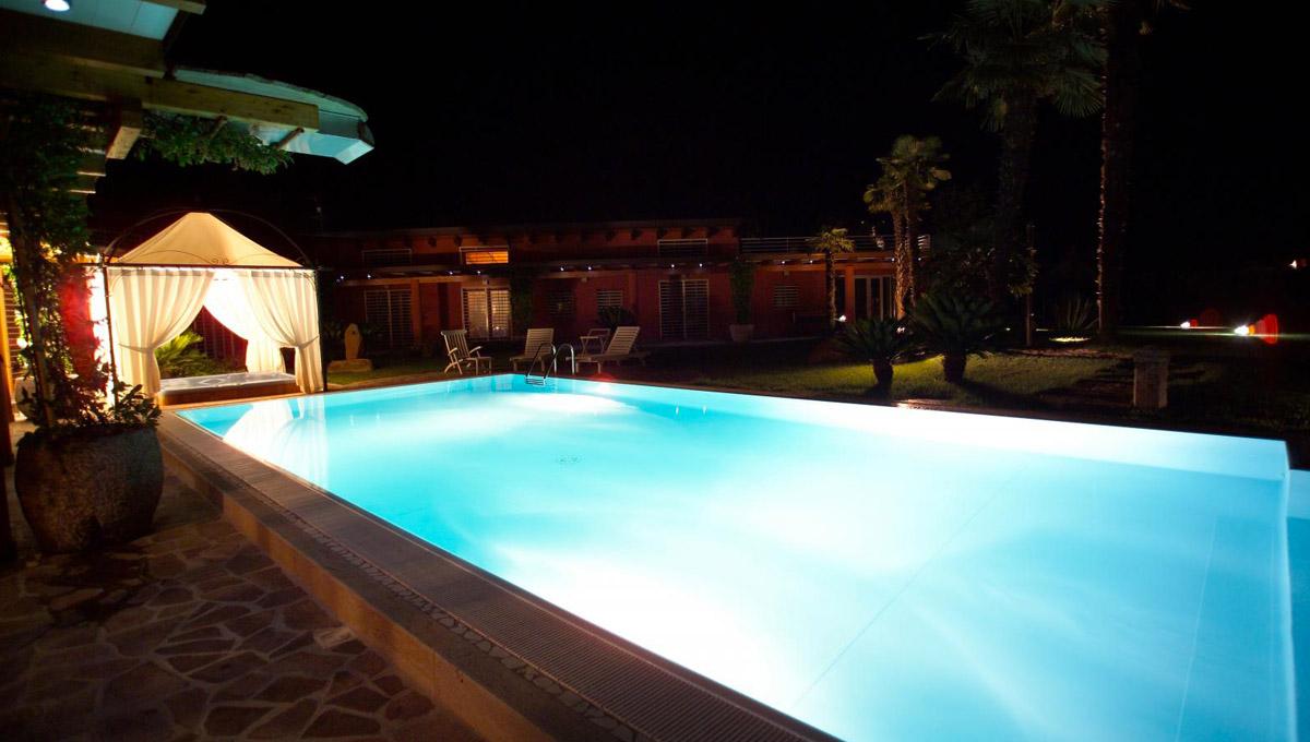 Incandescent Lights Inground Pool Lights