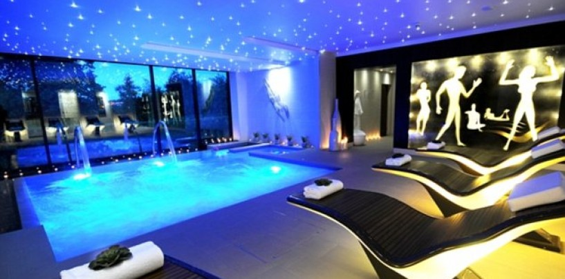 Stanley House Spa in Mellor, Lancashire