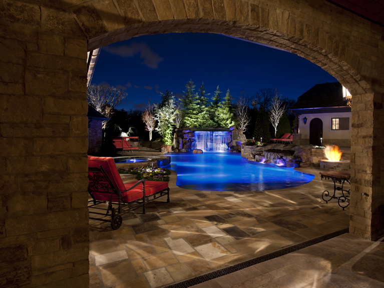 Edgewater Estate Luxury Pool