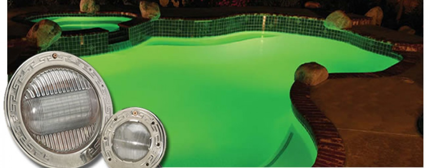 Replacement lights for inground pools - Which Inground Pool Light Is Better Led Pool Lights Vs Fiber Optic Pool Lights