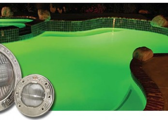 Which Inground Pool Light is Better: LED Pool Lights vs Fiber Optic Pool Lights