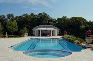 roman-end-inground-infinity-pool-design-glass-tile-inlay-kinnelon-nj