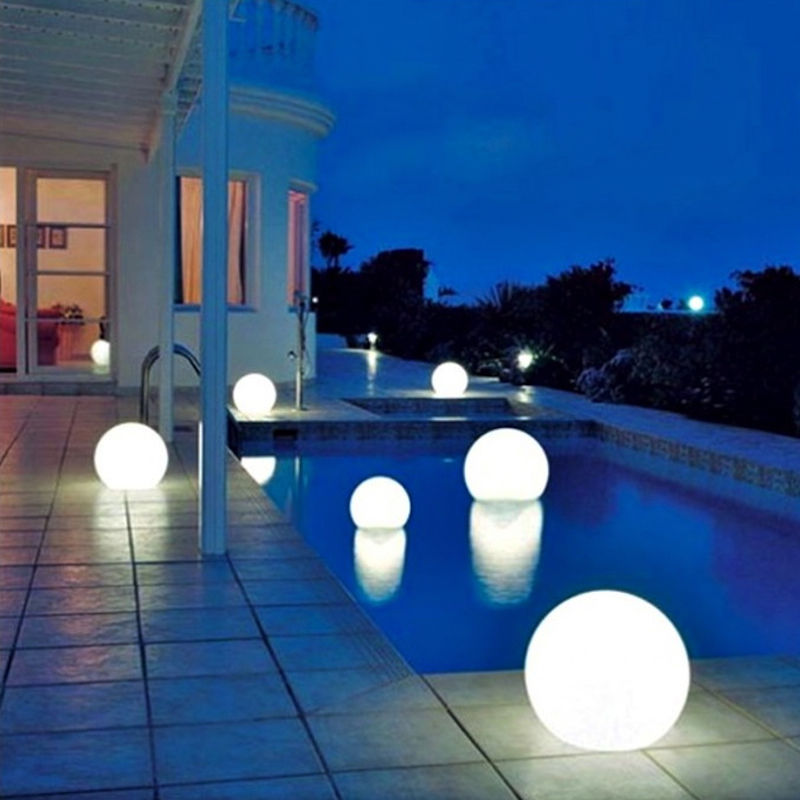 Floating Mood Light Luxury Ball LED for Swimming Pool ...