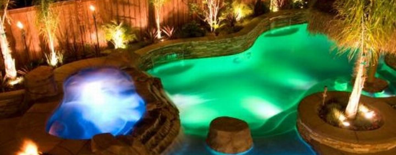 LED pool lights