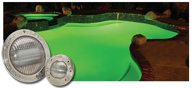 Which Inground Pool Light Is Better Led Pool Lights Vs