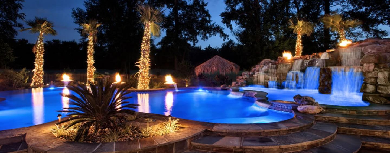 Morehead Pools Inground Pool Lights